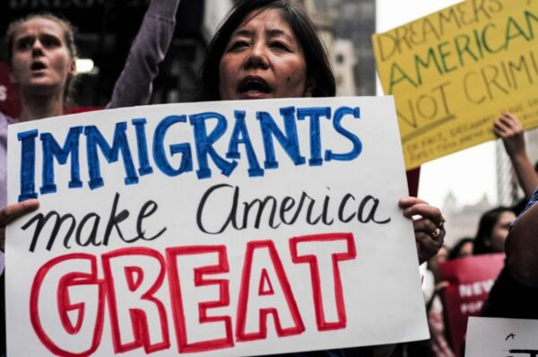 Biden plans to give legal status to 11 million immigrants.