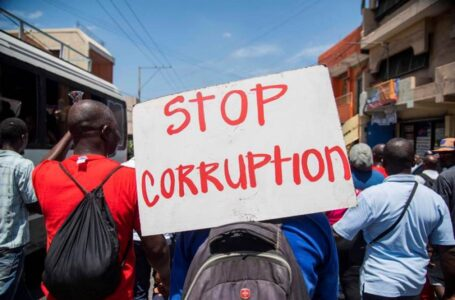 Suspicion of corruption within the Haitian Government. ULCC launched an investigation.