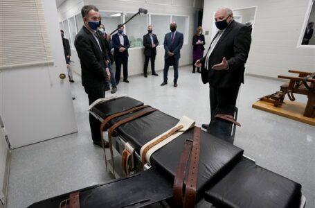 U.S Justice Reform: No More Death Penalty in Virginia.