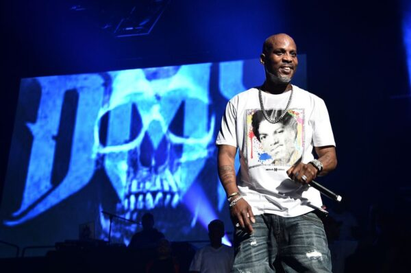 """Rapper and Actor Earl """"DMX"""" Simmons dies at 50."""