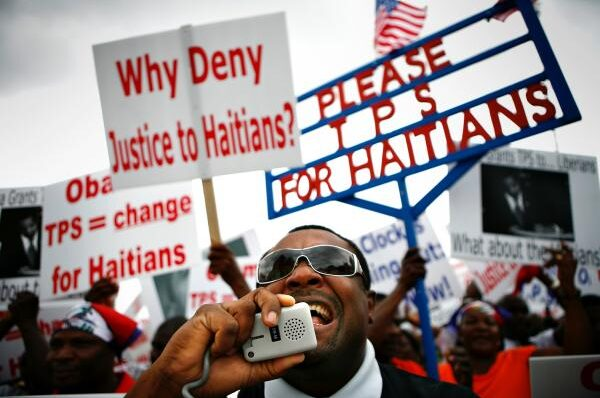 Undocumented Haitians Can Stay in the United States for Another 18 Months
